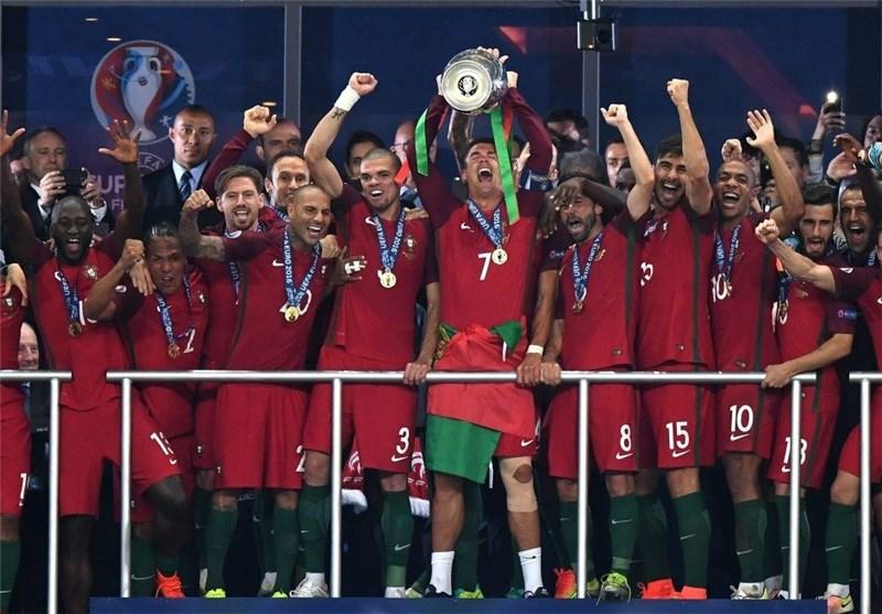 پرتغال میزبان را در حسرت نگه داشتن جام در خانه گذاشت/ شاهکار مردان سانتوس بدون رونالدو کامل شد