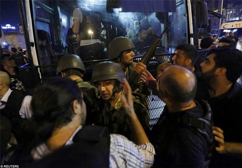 بهایی که عوامل کودتای ترکیه پرداخت میکنند + تصاویر