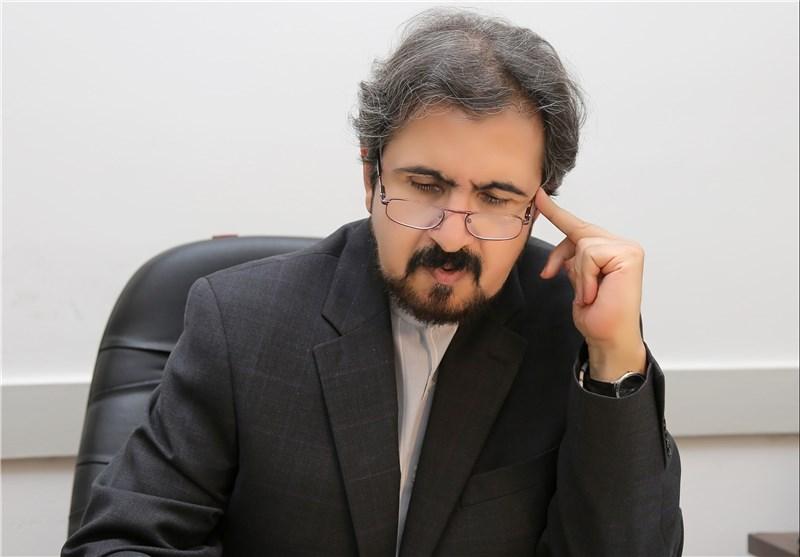 قاسمی: تنشها در کشمیر تنها از راههای مسالمت آمیز و گفتگو قابل حل است