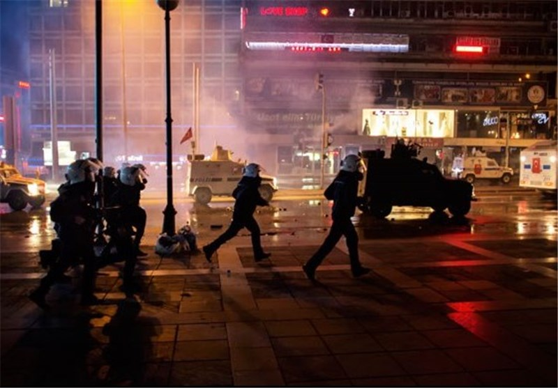 اسکای نیوز از انفجار در پایتخت ترکیه خبر داد