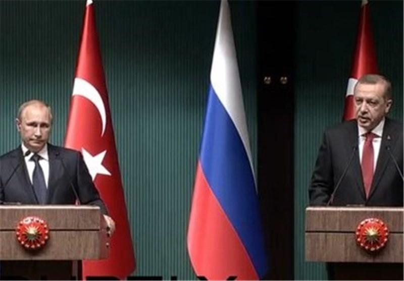 اردوغان ۱۹ مرداد به روسیه میرود
