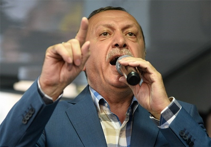 اردوغان: مغز متفکر کودتا با جدیت به بازی ادامه میدهد