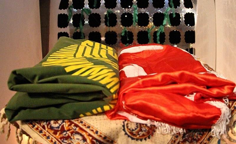 پرچم آستان قدس رضوی به ۲۰ کشور جهان اسلام ارسال شد