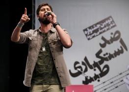 تشویق برگزیدگان یک جشنواره موسیقی با شعار مرگ بر آمریکا/ از ویکتور خارا تا حامد زمانی