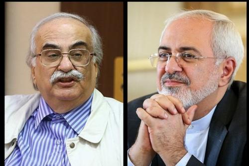 فیلم/ معتضد:از مقالاتم در تمجید ظریف توبه میکنم