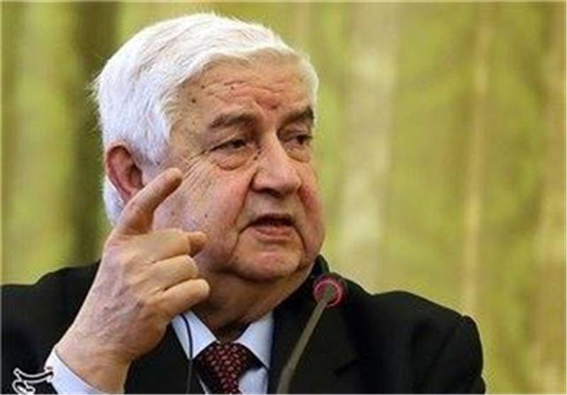 سفر وزیر خارجه سوریه به بغداد