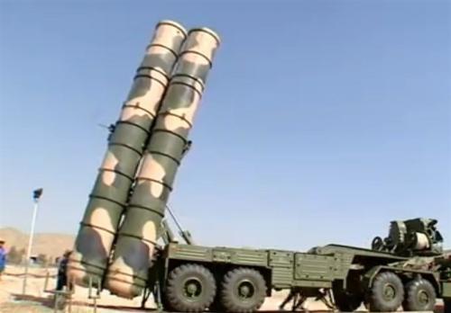 استقرار S۳۰۰-PMU۲ در ایران