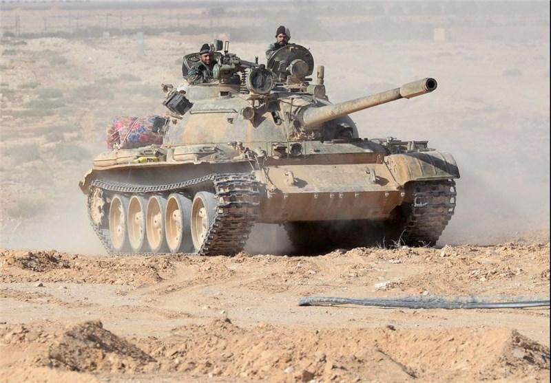 ارسال تجهیزات گسترده نظامی به «حماه» و کنترل مجدد مقاومت بر شهرک «البویضه»