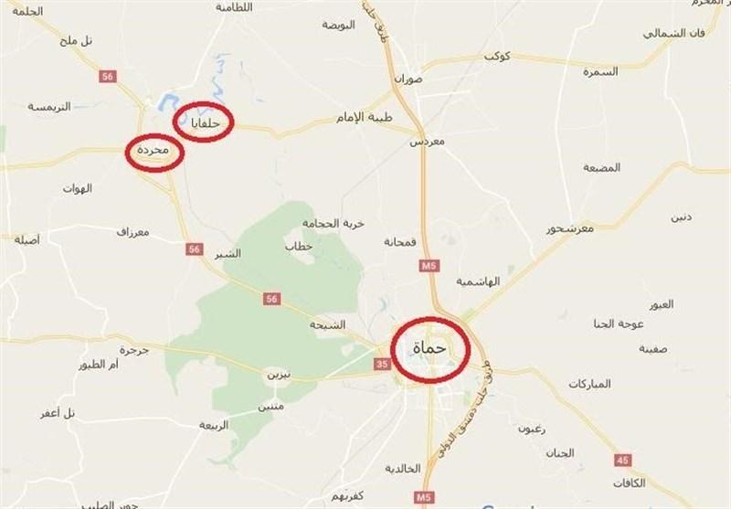 بازگشایی جبهه جدید در «حماه» از سوی گروههای تروریستی/اهمیت درگیریها در جهبه «حماه»