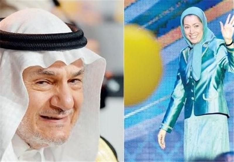 حلقههای توطئه ضد ایرانی تکمیل میشود/دورهمی آل سعود و ضد انقلاب در پوشش موسم حج + عکس
