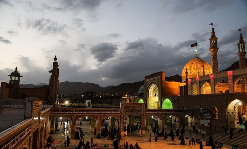 امام زادهای که مقام معظم رهبری به زیارتش رفت
