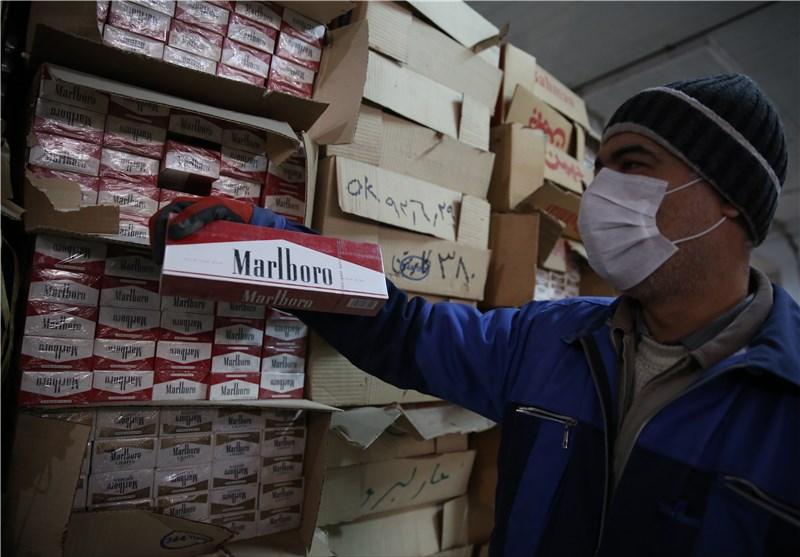 ۲۰ برند سیگار در کشور، قاچاق هستند