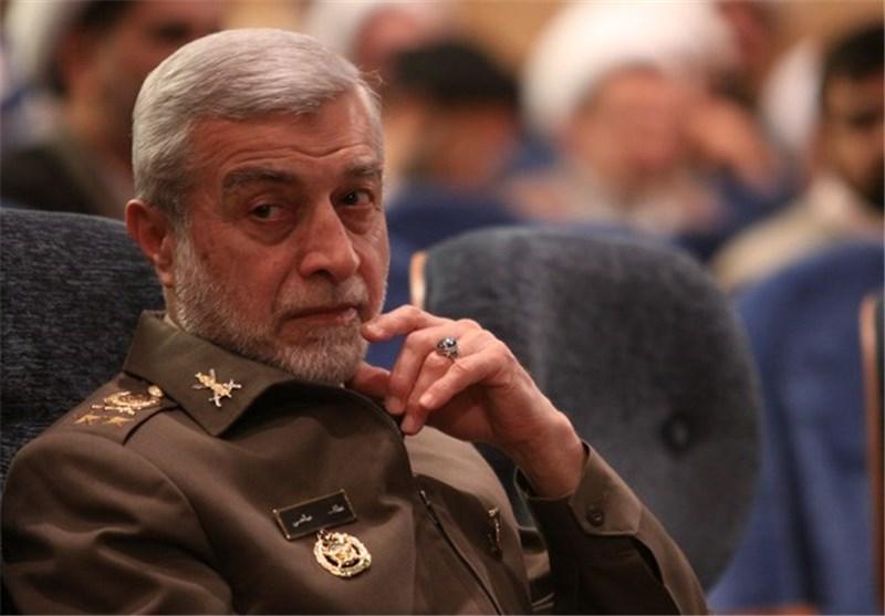 پیام تسلیت فرمانده کل ارتش درپی شهادت امیر دریادار شیرانی