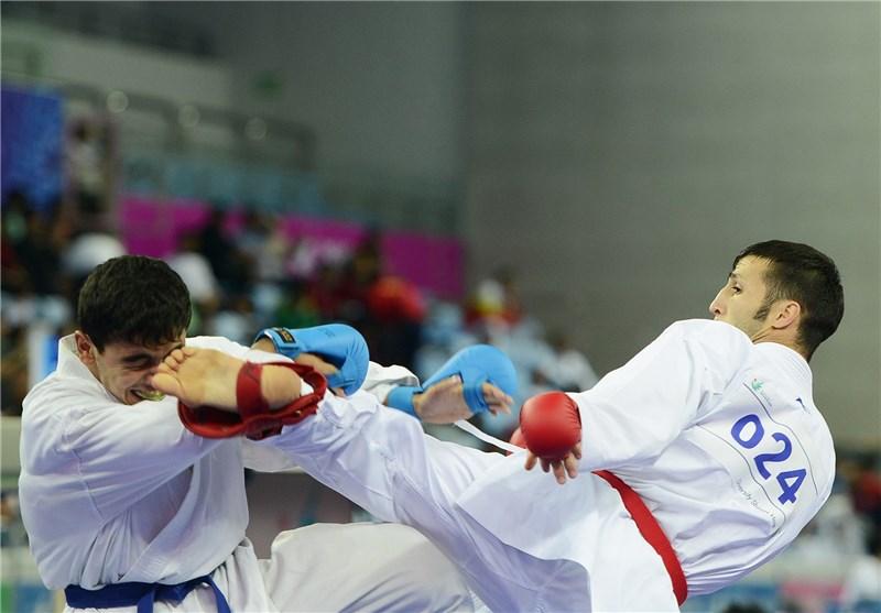 قهرمانی تیم کاراته ایران با ۱۹ مدال