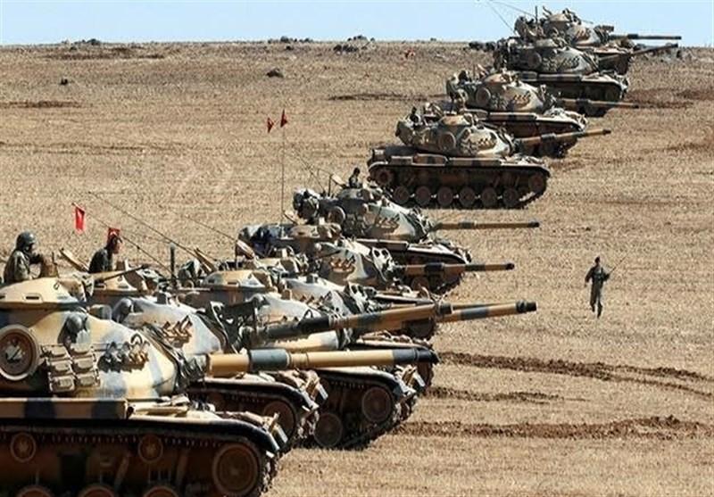 ترکیه نیروی زمینی بیشتری به سوریه اعزام میکند