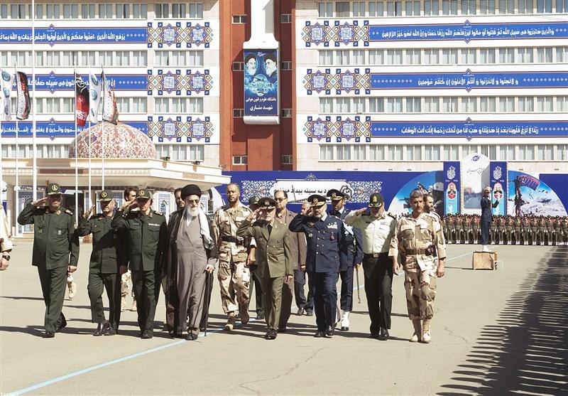 نیروهای مسلح باید همواره آماده ایفای نقش در صورت نیاز باشند