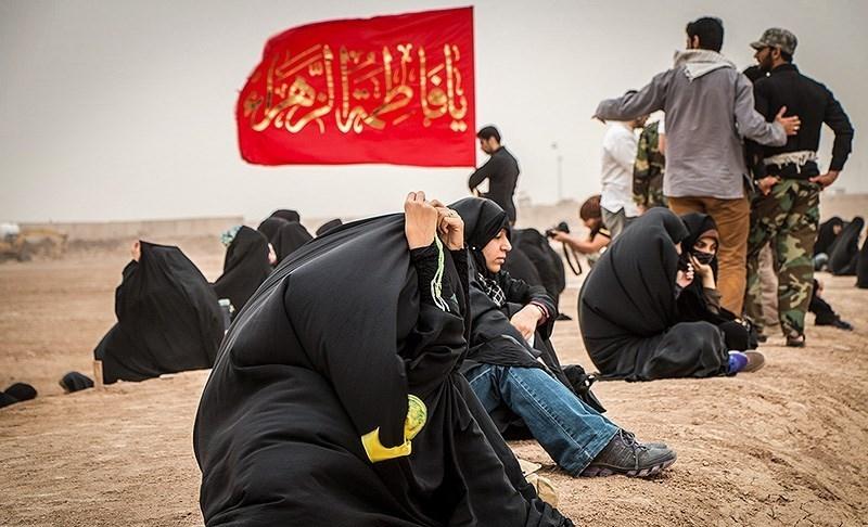 اعزام کاروانهای ویژه راهیان نور بهمناسبت تاسوعا و عاشورای حسینی