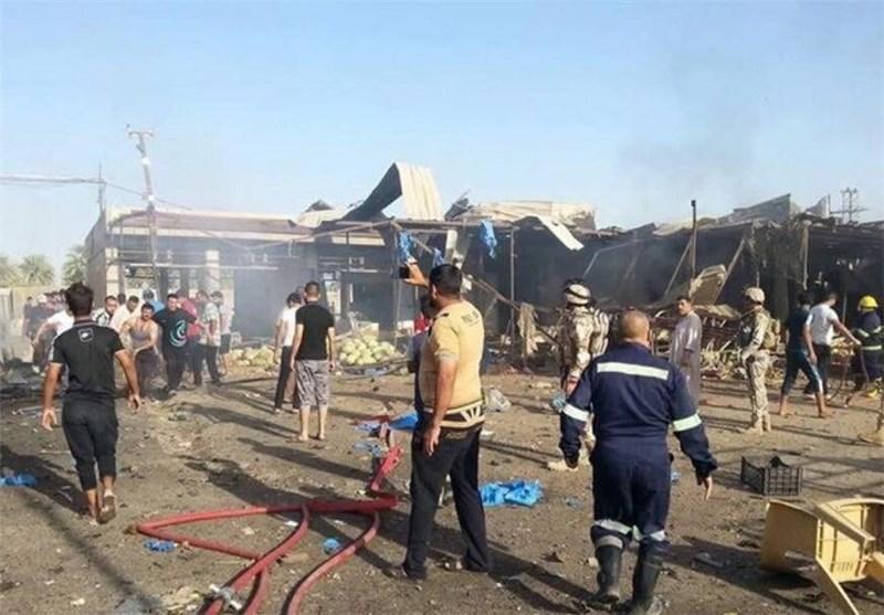 وقوع انفجار تروریستی در غرب بغداد