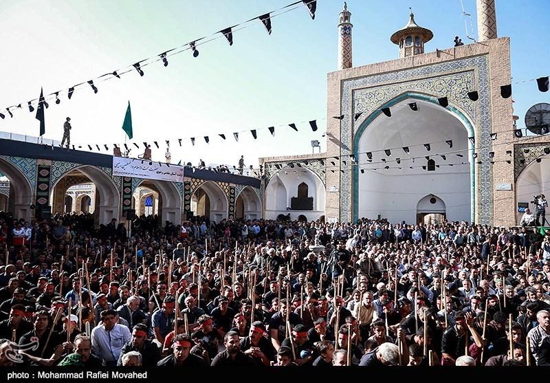 احتمال بروز تشنج و درگیری با حضور مجید انصاری در مراسم جمعه نشلجیهای کاشان