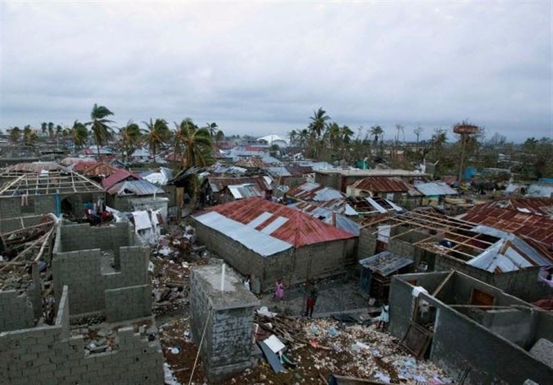 طوفان «متیو» جان ۲۸۳ نفر را در هائیتی گرفت+تصاویر
