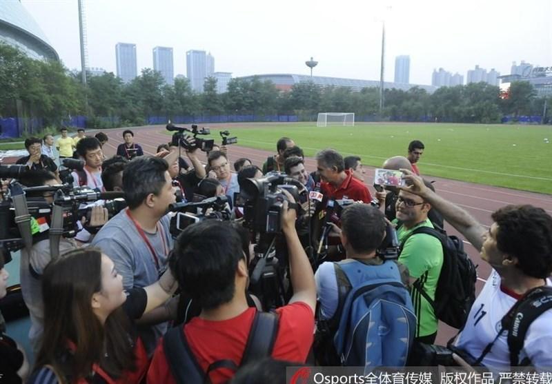 فیفا استدلال فدراسیون فوتبال در مورد مصاحبه کیروش را پذیرفت
