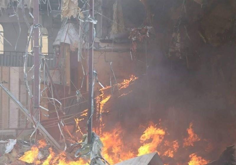 سازمان ملل: حملات هوایی به مجلس عزاداری در «صنعا» شوکآور است