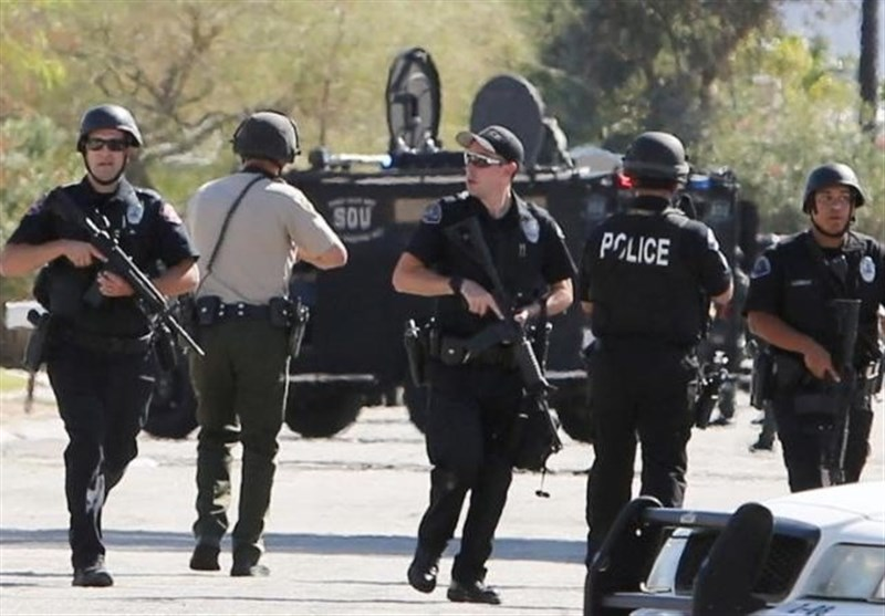 ۲ پلیس آمریکایی در تیراندازی کالیفرنیا کشته شدند