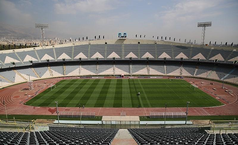 گزارش خبرگزاری کره جنوبی از تغییرات ورزشگاه آزادی