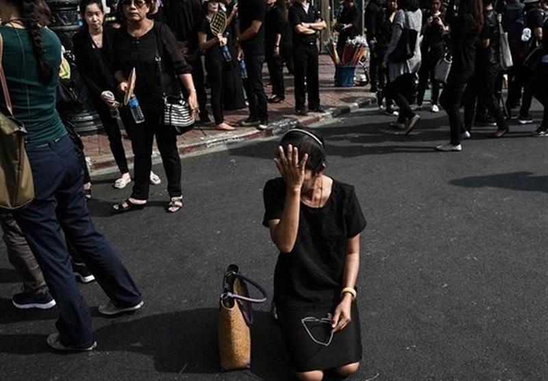 لباس عزاداری در تایلند کمیاب شد
