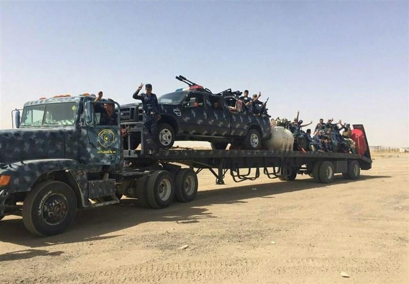 حشد الشعبی جزئیات مرحله اول عملیات موصل را اعلام کرد
