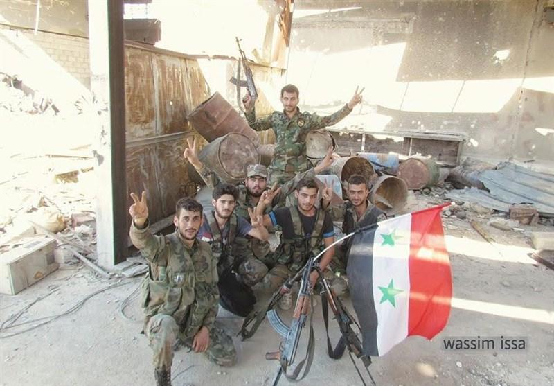 پاکسازی چند منطقه در حومه حلب و تلفات سنگین تروریستهای تکفیری + نقشه
