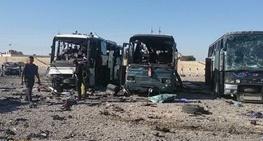 افزایش آمار شهدای انفجار سامرا/ شهادت ۱۰زائر ایرانی/حضور یک هیات از سفارت ایران در محل انفجار
