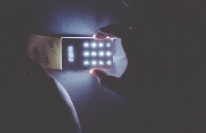 این موبایل دشمن همه گوشیهای هوشمند است +عکس