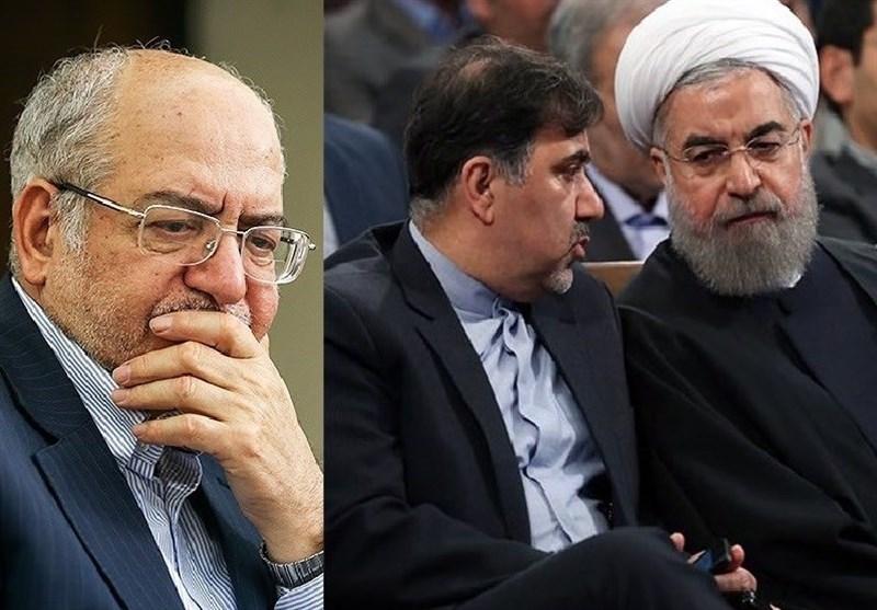 نامه وزیر راه به روحانی در اعتراض به نعمتزاده/آخوندی:منع واردات واگن غیرقانونی است+سند