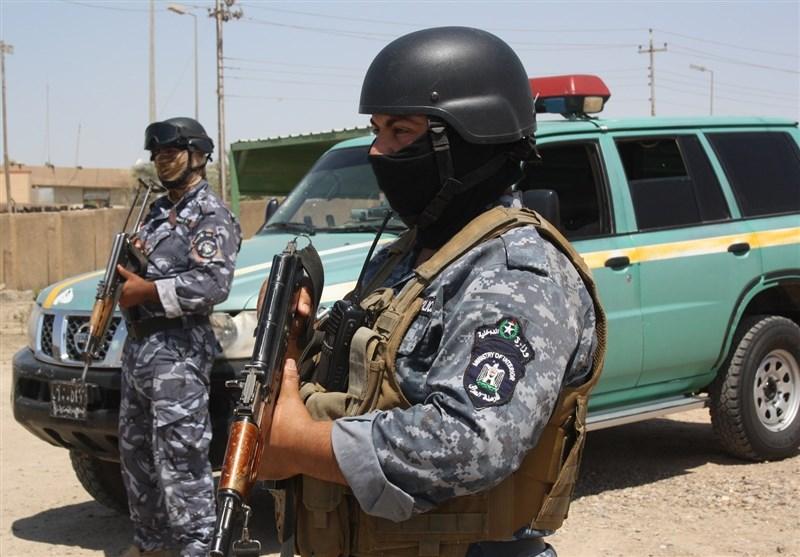 توقیف کامیون مرگ در بغداد