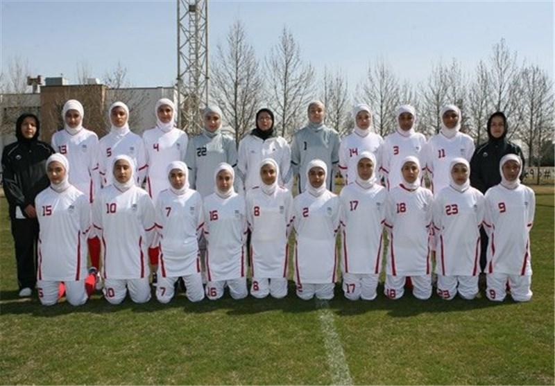 سقوط ۷۳ پلهای تیم ملی فوتبال بانوان ایران در ردهبندی فیفا