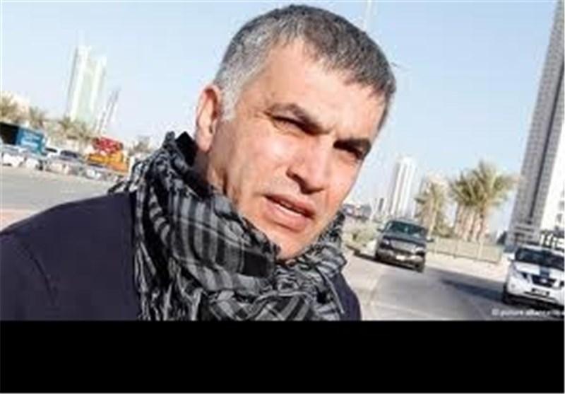دادستان بحرین: نبیل رجب از زندان آزاد نمیشود