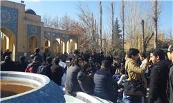 تجمع دانشجویان دانشگاه تربیت مدرس به روز چهارم رسید/ مطالبه اصلی معترضان حذف «تمام و کمال» و «بی قید و شرط» شهریه لحاظ شده برای دروس جبرانی