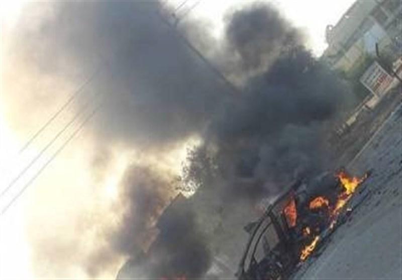 انفجار در شرق بغداد/ ۸ تن کشته و ۱۴ تن زخمی شدند +تصاویر