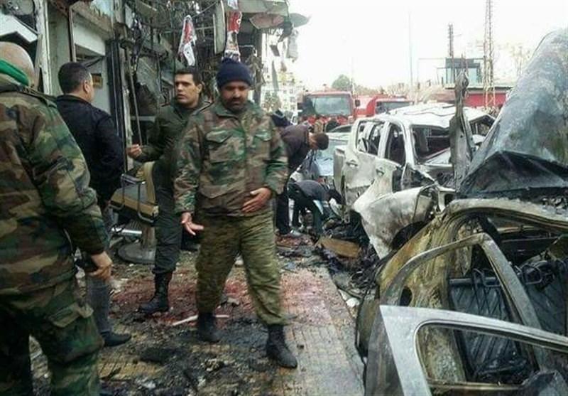 انفجار در حلب ۲۵ کشته برجای گذاشت