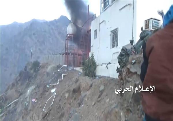 تصاویر عملیات ارتش یمن و به دست گرفتن کنترل پایگاه «الملزوز» در جازان
