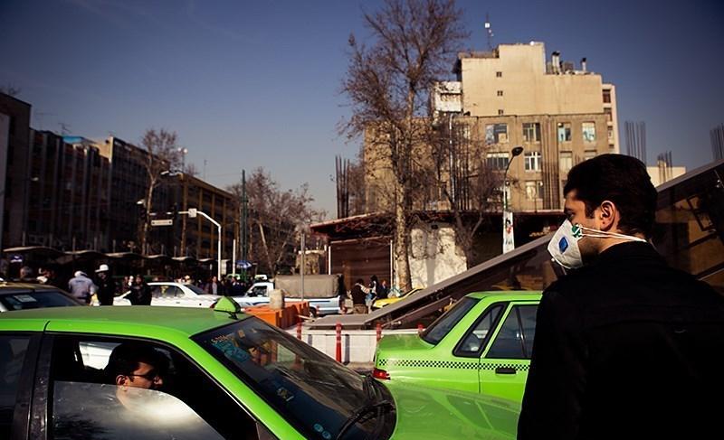 دومین روز استمرار آلودگی هوا در تهران/گروههای حساس از تردد در شهر اجتناب کنند