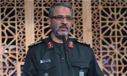 تاکید سردار غیبپرور بر پرهیز از اقدامات تشریفاتی در بسیج