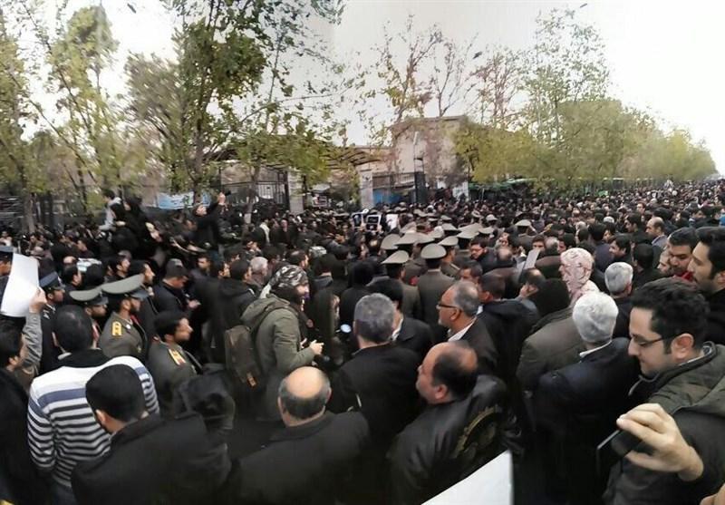سیانان: هاشمی رفسنجانی نقشی حیاتی در انقلاب اسلامی ایران داشت