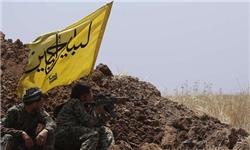 انهدام مقر داعش در حومه شهر سامرا