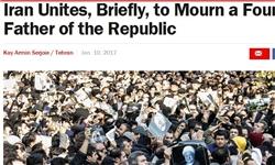رفسنجانی با مرگش ایرانیها را متحد کرد