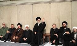 مراسم ترحیم آیتالله هاشمیرفسنجانی در حسینیه امام خمینی(ره) برگزار شد