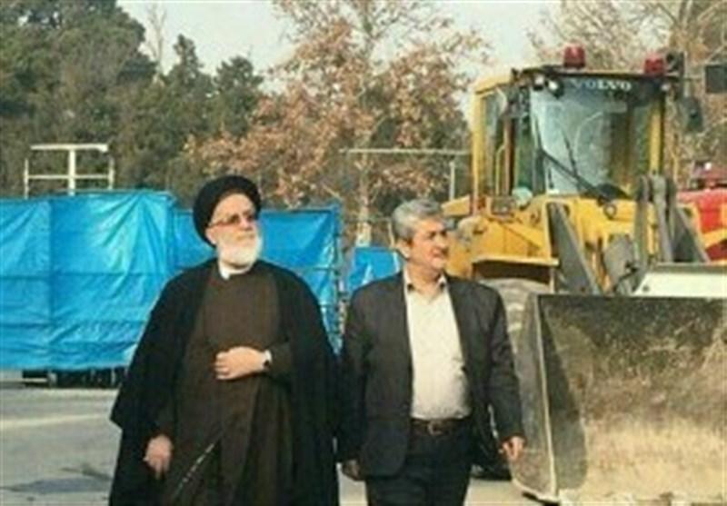 پیشنهاد رئیس بنیاد شهید برای تدفین شهدای آتشنشان ساختمان پلاسکو