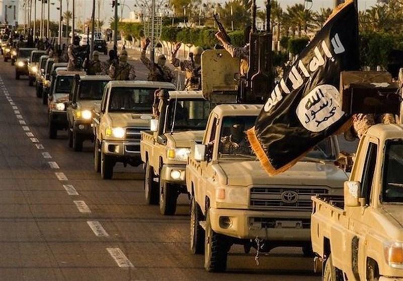 جنایات داعش و خوردن قلب یک شهروند عراقی