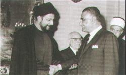 پیشبینی رهبر شیعیان لبنان از سقوط شاه ایران + تصاویر